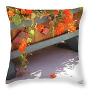 Let's Call In Throw Pillow