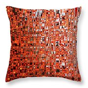Letting In Light Throw Pillow