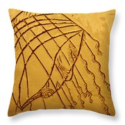 Levels - Tile Throw Pillow