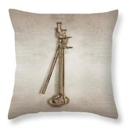 Lever Jack Throw Pillow