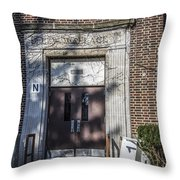 Lew Wallace High School April 2015 023 Throw Pillow