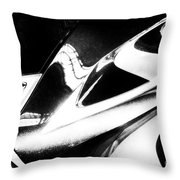 Lexus Bw Abstract Throw Pillow