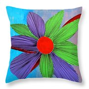 Lib - 165 Throw Pillow