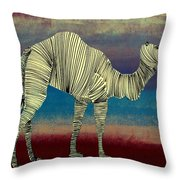 Lib - 169 Throw Pillow