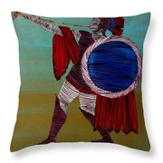 Lib - 171 Throw Pillow