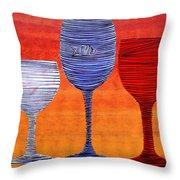 Lib-271 Throw Pillow