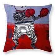 Lib-405 Throw Pillow