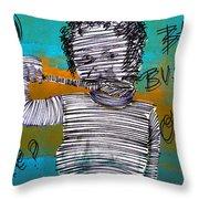 Lib-496 Throw Pillow