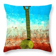 Lib-501 Throw Pillow