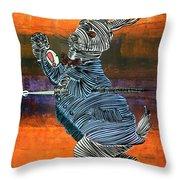 Lib-512 Throw Pillow