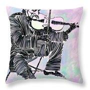 Lib-604 Throw Pillow