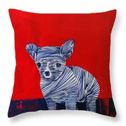 Lib-708 Throw Pillow