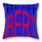 Liberte Throw Pillow