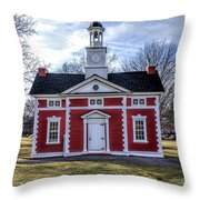 Liberty Bond House Throw Pillow
