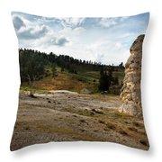 Liberty Cap - Yellowstone Throw Pillow