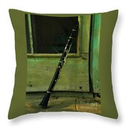 Licorice Stick Throw Pillow by Joe Jake Pratt