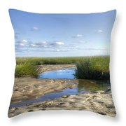 Lieutenant Island No.1 Throw Pillow