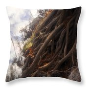 Life By The River Throw Pillow by David Lee Thompson