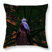 Life Confusions  Throw Pillow