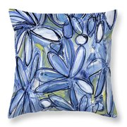 Life Form One Throw Pillow