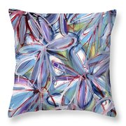 Life Form Two Throw Pillow