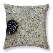 Life Imitating Art Throw Pillow