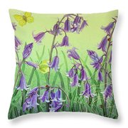 Life Is Everwhere Throw Pillow