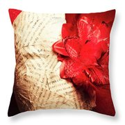 Life Review In Death Throw Pillow