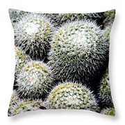 Life Sucs Throw Pillow