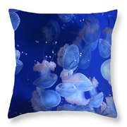 Life Wonders Of The Sea Throw Pillow