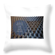 Life21 Throw Pillow