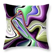 Life's Creation Throw Pillow