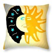 Lifes Light Throw Pillow
