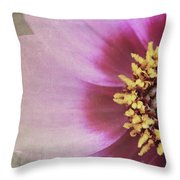 Life's Little Details Throw Pillow