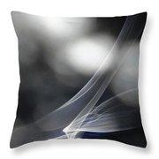 ''light And Blue Disc No.86'', Mon--14sep2015 Throw Pillow