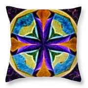 Light And Color 2309 Throw Pillow