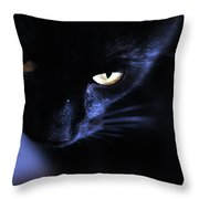 Light And Dark Throw Pillow