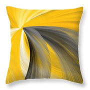 Light Beyond Throw Pillow