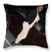 Light Brown 13 Throw Pillow