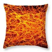 Light Field Throw Pillow