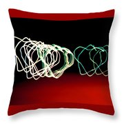 Light Hearted Throw Pillow