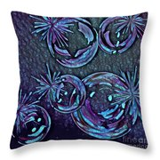 Light In The Dark  Throw Pillow