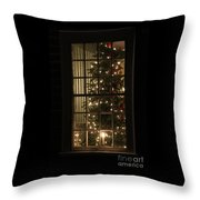 Light In The Night Throw Pillow