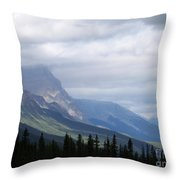 Light In The Valley Throw Pillow