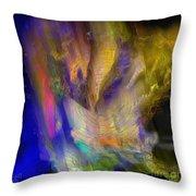 Light Magic Throw Pillow