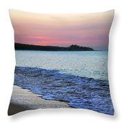 Light Of Day Throw Pillow