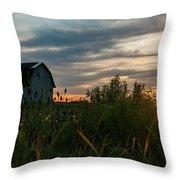 Light Of Hope Throw Pillow