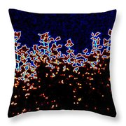 Light Of The Moon Throw Pillow