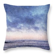 Light On The Water Throw Pillow