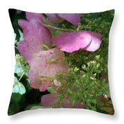 Light Pink Throw Pillow